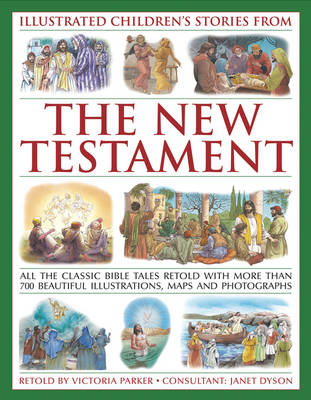Illustrated Children's Stories from the New Testament (BOK)