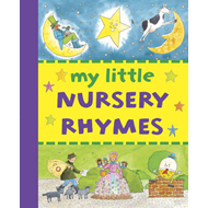 My Little Nursery Rhymes (BOK)