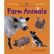 Say and Point Picture Boards: Farm Animals (BOK)