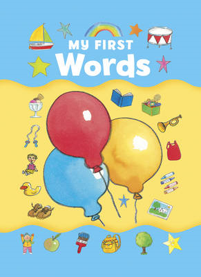 My First Words (BOK)