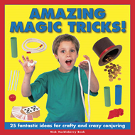Amazing Magic Tricks! (BOK)