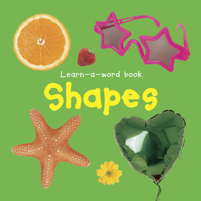 Learn-a-word Book: Shapes (BOK)