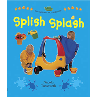 Say and Point Picture Boards: Splish Splash (BOK)