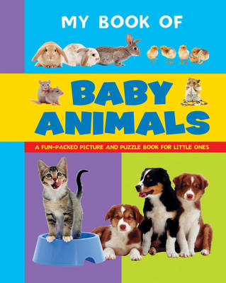 My Book of Baby Animals (BOK)