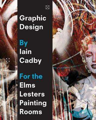 Graphic Design by Iain Cadby for the Elms Lesters Painting R (BOK)