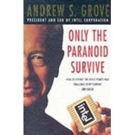 Only The Paranoid Survive (BOK)