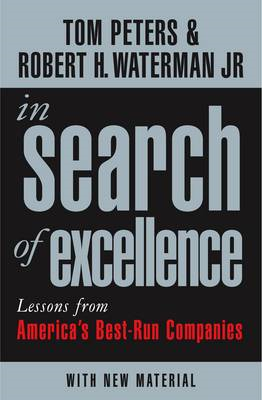 In Search Of Excellence (BOK)