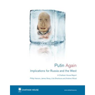 Putin Again: Implications for Russia and the West (BOK)
