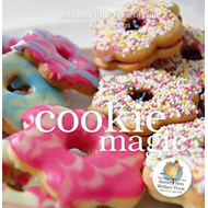 Cookie Magic: Biscuits and Cookies with Big Attitude (BOK)