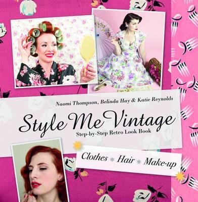 ba9ca863 Style Me Vintage: Look Book (BOK)