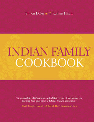 Indian Family Cookbook (BOK)