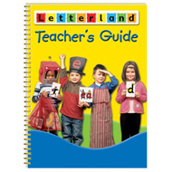 Letterland Teachers Guide (BOK)