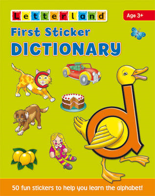 First Sticker Dictionary (BOK)
