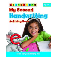 My Second Handwriting Activity Book (BOK)
