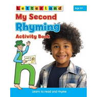 My Second Rhyming Activity Book (BOK)