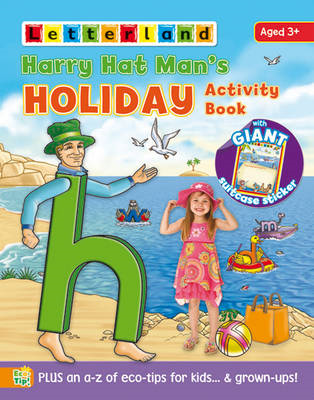 Harry Hat Man's Holiday Activity Book (BOK)
