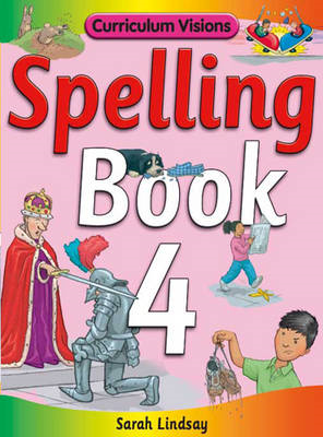 Spelling Book 4: for Year 4 (BOK)