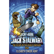 Jack Stalwart: The Escape of the Deadly Dinosaur (BOK)