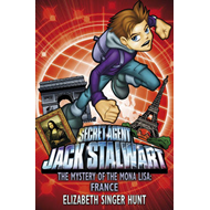 Jack Stalwart: The Mystery of the Mona Lisa (BOK)