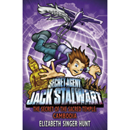 Jack Stalwart: The Secret of the Sacred Temple (BOK)