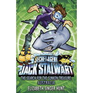 Jack Stalwart: The Search for the Sunken Treasure (BOK)