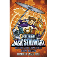 Jack Stalwart: The Caper of the Crown Jewels (BOK)