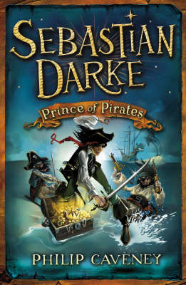 Sebastian Darke: Prince of Pirates (BOK)