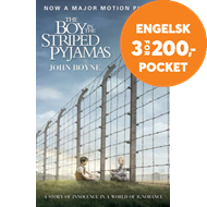 Produktbilde for Boy in the Striped Pyjamas (BOK)