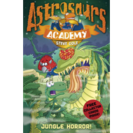 Astrosaurs Academy 4: Jungle Horror! (BOK)