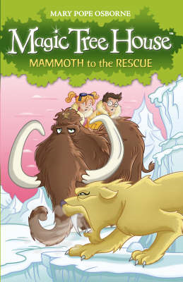 Magic Tree House 7: Mammoth to the Rescue (BOK)