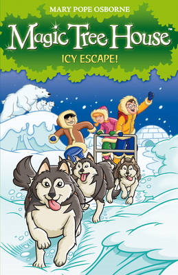 Magic Tree House 12: Icy Escape! (BOK)