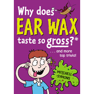 Why Does Ear Wax Taste So Gross? (BOK)