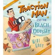 Traction Man and the Beach Odyssey (BOK)
