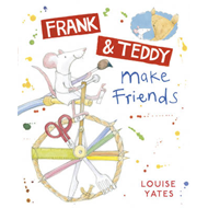 Frank and Teddy Make Friends (BOK)