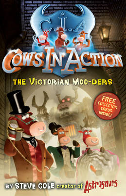 Cows in Action 9: The Victorian Moo-ders (BOK)