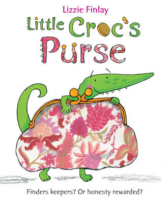 Little Croc's Purse (BOK)