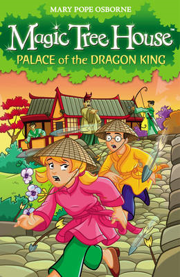 Magic Tree House 14: Palace of the Dragon King (BOK)
