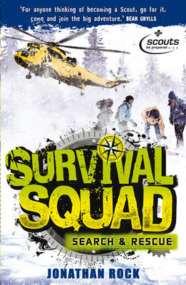 Survival Squad: Search and Rescue: Book 2 (BOK)