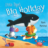 Little Tiger's Big Holiday (BOK)
