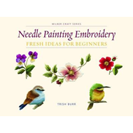 Needle Painting Embroidery (BOK)