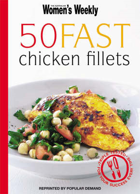 50 Fast Chicken Fillets (BOK)