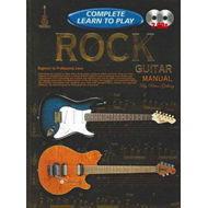 Complete Learn to Play Rock Guitar Manual (BOK)