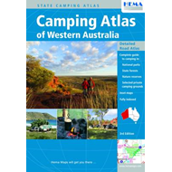 Camping Atlas of Western Australia: Complete Guide to Camping in National Parks, State Forests, Natu (BOK)