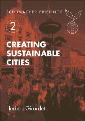 Creating Sustainable Cities (BOK)
