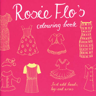 Rosie Flo's Colouring Book (BOK)