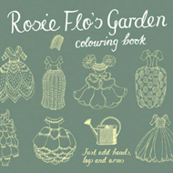 Rosie Flo's Garden Colouring Book (BOK)