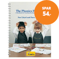 Produktbilde for Phonics Handbook (BOK)