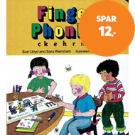 Produktbilde for Finger Phonics book 2 (BOK)