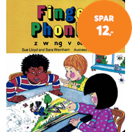 Produktbilde for Finger Phonics book 5 (BOK)