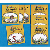 Jolly Phonics Workbooks 1-7 (BOK)